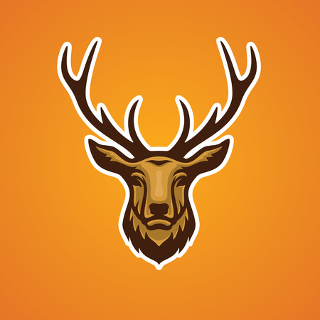 school sport: Deer mascot great for sport and team