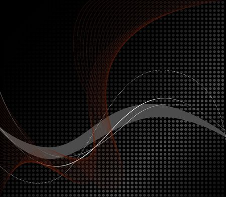 company background: Sfondo astratto futuristico