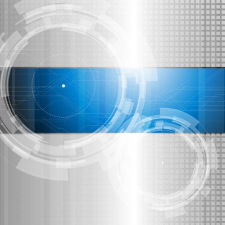 ingeniería: Tecnología de fondo abstracto ilustración vectorial editable completa