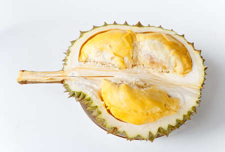 cooked durian fully eat Stock Photo - 14031129