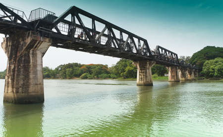 The River Kwai Bridge is a historic bridge in World War 2
