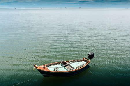 Hua Hin beach, is famous, Thailand Stock Photo - 15389833
