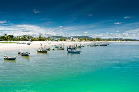hua: Hua Hin beach, is famous, Thailand