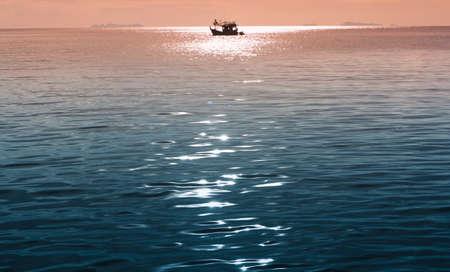 Boats and Sea Koh Samui  Stock Photo