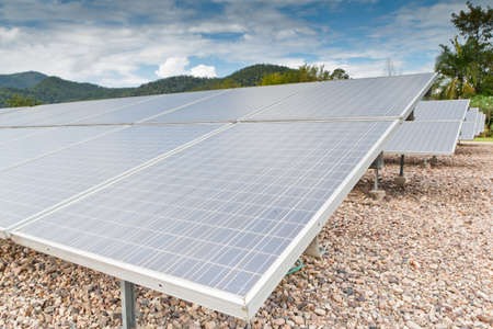 Solar power plant  pha boag  photo