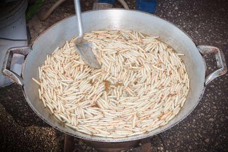 Fried worms, it s nickname  express train