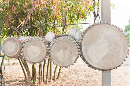Drum, we call it  drum sa-bad-chai   photo