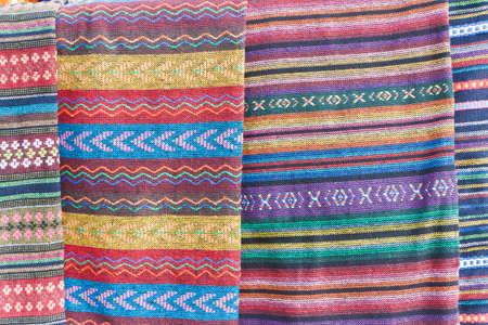 lanna: skirt, Lanna style, thailand Stock Photo
