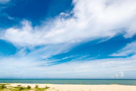 Prachuap beach, beautiful. Reklamní fotografie