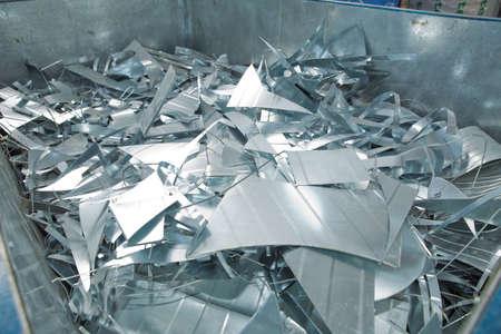 Aluminum metal scrap .Aluminum swarfs