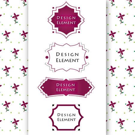 design: Design Elements Illustration