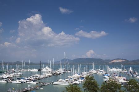Marina port  photo