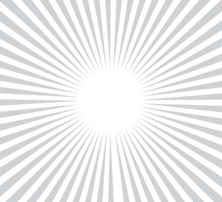 ray bianco e grigio stile scoppio di sfondo
