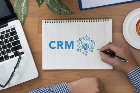 interactions: Business Customer CRM Management Analysis Service