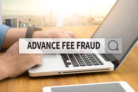 fraudster: ADVANCE-FEE FRAUD SEARCH WEBSITE INTERNET SEARCHING
