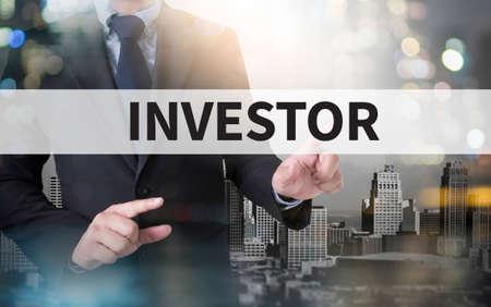 投資家やビジネスマンは現代技術での作業
