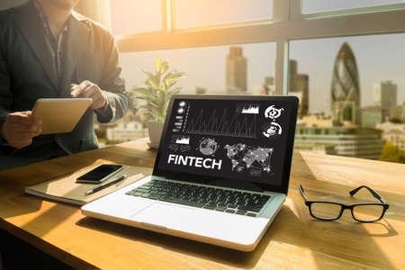 FINTECH Investment Financial Internet Technology