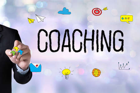 tutor: COACHING (Guía del Instructor Líder Gerente tutor)