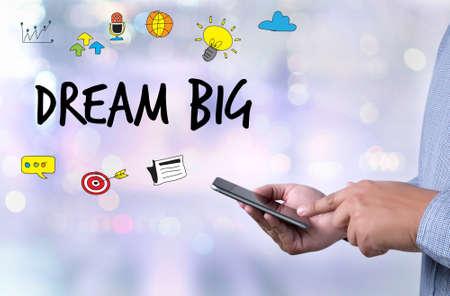 set goal: Dream Big Daily Planner Dream Big Set Goal  Take Action