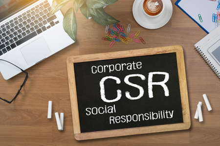 csr: Corporate  Social Responsibility CSR and   Sustainability Responsible Office  CSR
