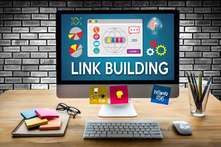 backlink: LINK BUILDING Connect Link Communication Contact Network