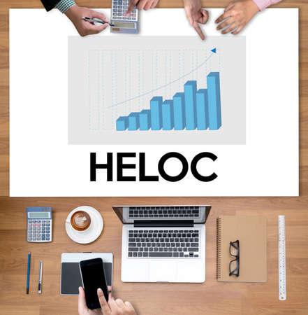 equidad: HELOC (Home Equity Line of Credit)
