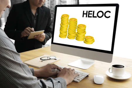 lend: HELOC (Home Equity Line of Credit)