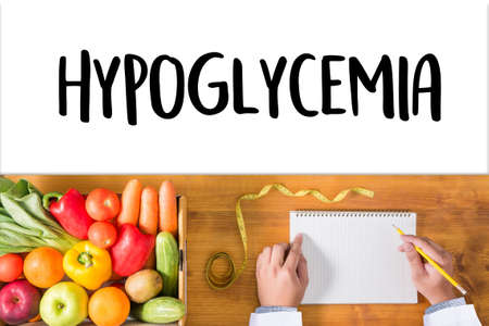 Hypoglycemia Printed Diagnosis  Medical Concept