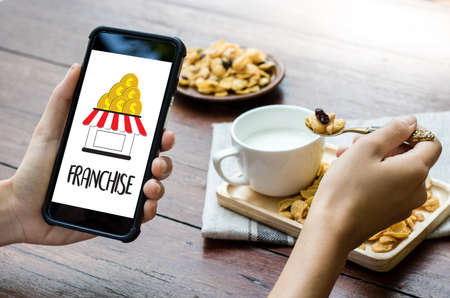 franchising: FRANCHISE  Marketing Branding Retail and Business Work Mission Concept