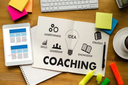 answer: COACHING Training Planning Learning Coaching Business Guide Instructor Leader