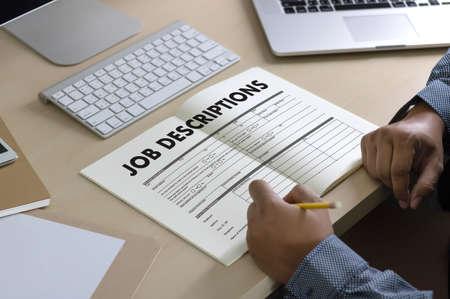 POSBESCHRIJVINGEN Personeelszaken, werkgelegenheid, teammanagement