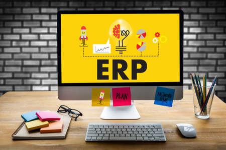 erp: ERP navigation Business, Technology, Internet and network