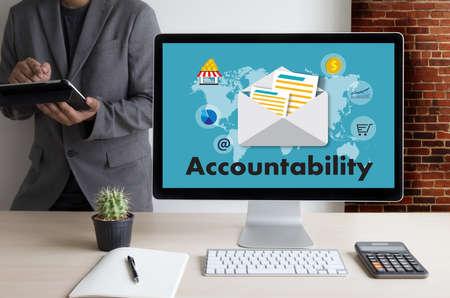 accountability: Accountability on computer