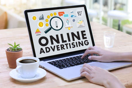 ONLINE ADVERTISING Website Marketing , Update Trends Advertising , Online Business Content Strategy Editorial