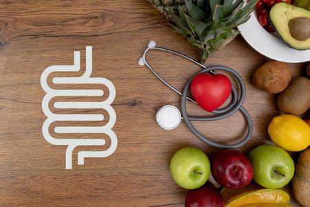 bonne santé intestinale intestin Nourriture pour la santé intestinale