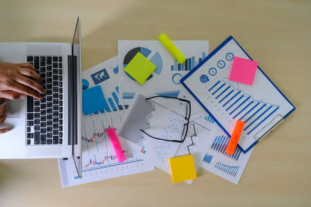 research stock market chart paper for analysis Brainstorm Meeting research