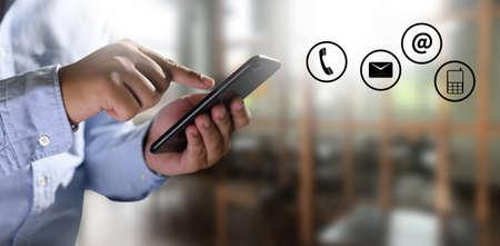 SKONTAKTUJ SIĘ Z NAMI (obsługa klienta Hotline ludzie CONNECT )