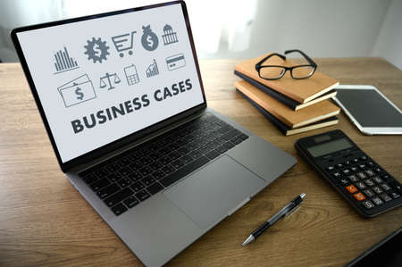 BUSINESS CASES Business team study case  work with financial reports and analysis development