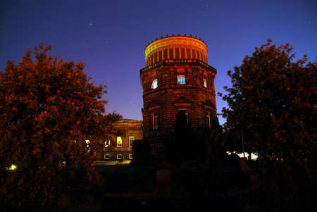 The Royal Observatory by Night