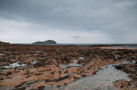 North Berwick Beach Stock Photo