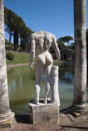 Ruined Statue