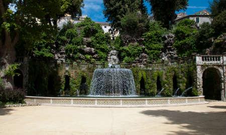 Fountain, Villa d Este