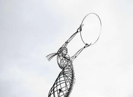 Sculpture in Belfast