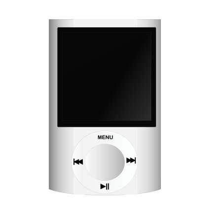 MP3 Stock Vector - 15885245