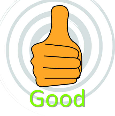 good Stock Vector - 16105882