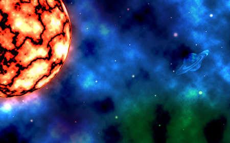 galaxy Stock Vector - 16557849