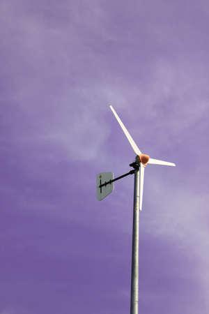 forest management: wind wheel