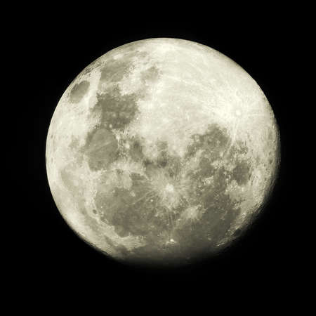 moon Banco de Imagens - 17572629