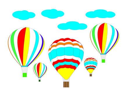 buoyant: balloon