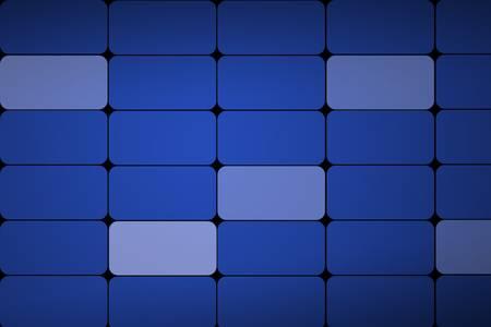blue Stock Vector - 17853017